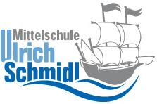 Ulrich Schmidl Mittelschule Logo