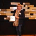 Frau Buchner präsentiert Zusammenarbeit mit PUR